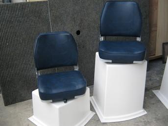 Lifestyle Marine Medium Seat Combo & Seat Combo Medium